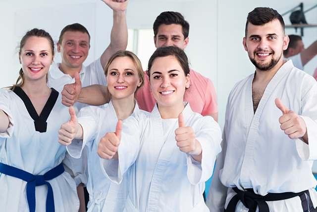Karateadult1.2, Excel Martial Arts Woodbury MN