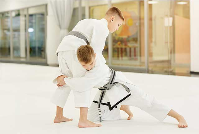 Kidsbjj2, Excel Martial Arts Woodbury MN