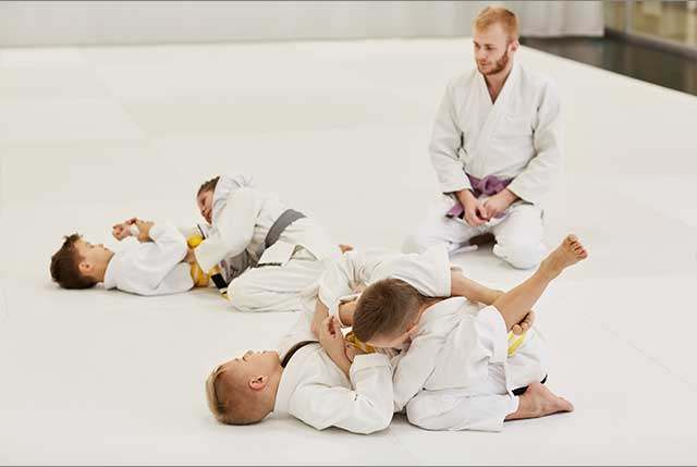Kidsbjj5, Excel Martial Arts Woodbury MN