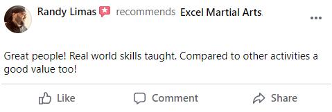 2, Excel Martial Arts Woodbury MN