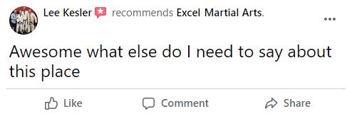 5, Excel Martial Arts Woodbury MN